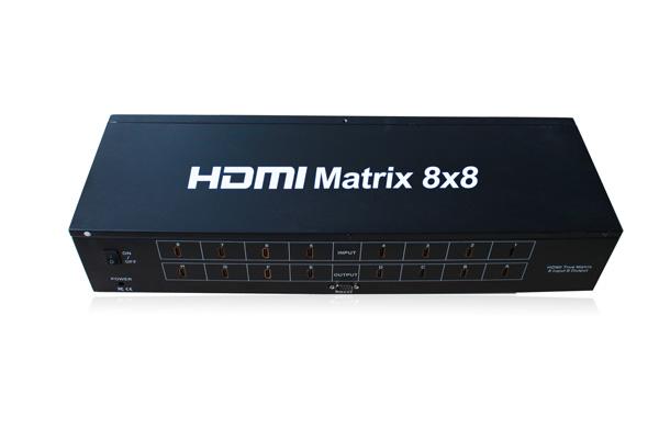 SWITCHER HI-FI HDMI 4X2 EXITV
