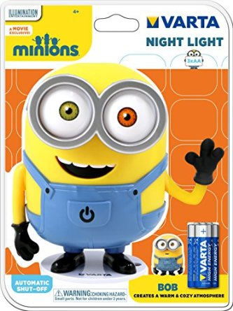 15615 MINIONS BOB NIGHT LIGHT 3AA