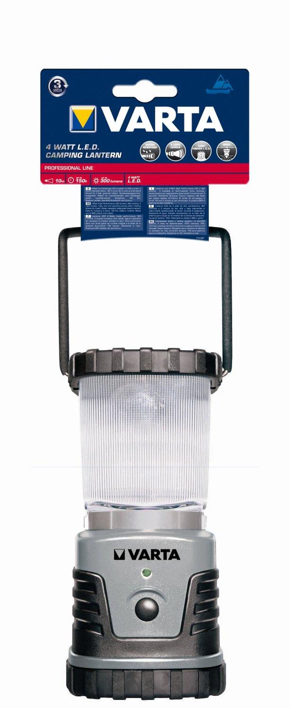 18663 4W LED CAMPING LANTERN 3D VARTA