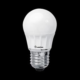 20190 LAMPADA LED SFERA 4W 230V E14 LUCE CALDA  MC