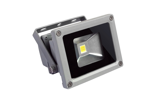 FARO LED 2600LUMEN IP65 30W 6500K GRIGIO  LIGHTX