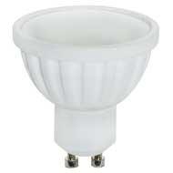 LAMPADA LED 6W GU10 6000K CORPO CERAMICO  LIGHTX