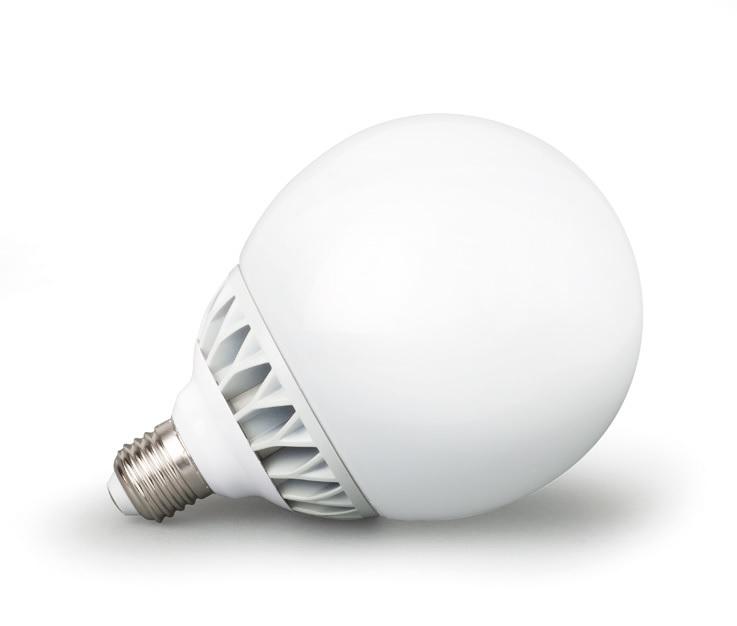 LAMPADA LED 18W E27 GLOBO 2700K CALDA           LIGHTX