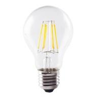 LAMPADA FILO LED GOCCIA 6W E27 480LUMEN 2700K LIGHTX
