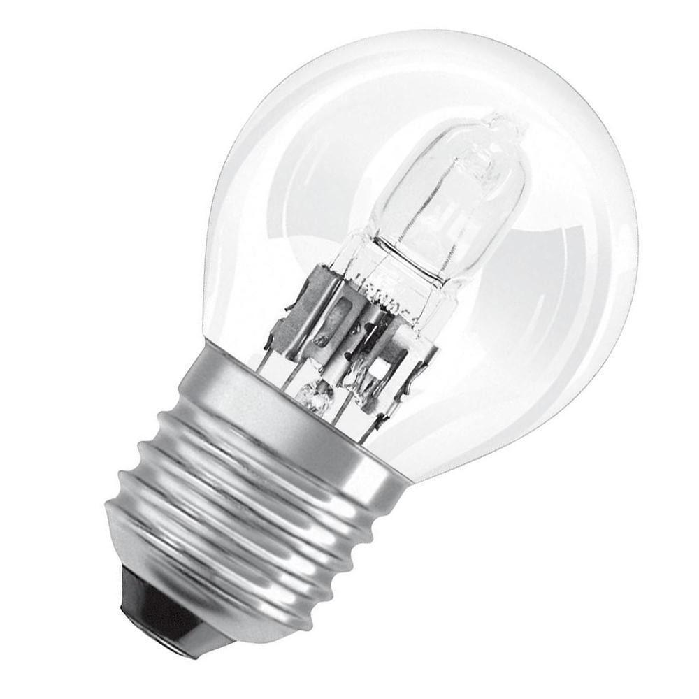 LAMPADA ALOGENA SFERETTA G45 42W (60W) E27 LIGHTX