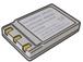 BATT.LI-ION FITS  KONICA NP-600 3.7V/1000MAH