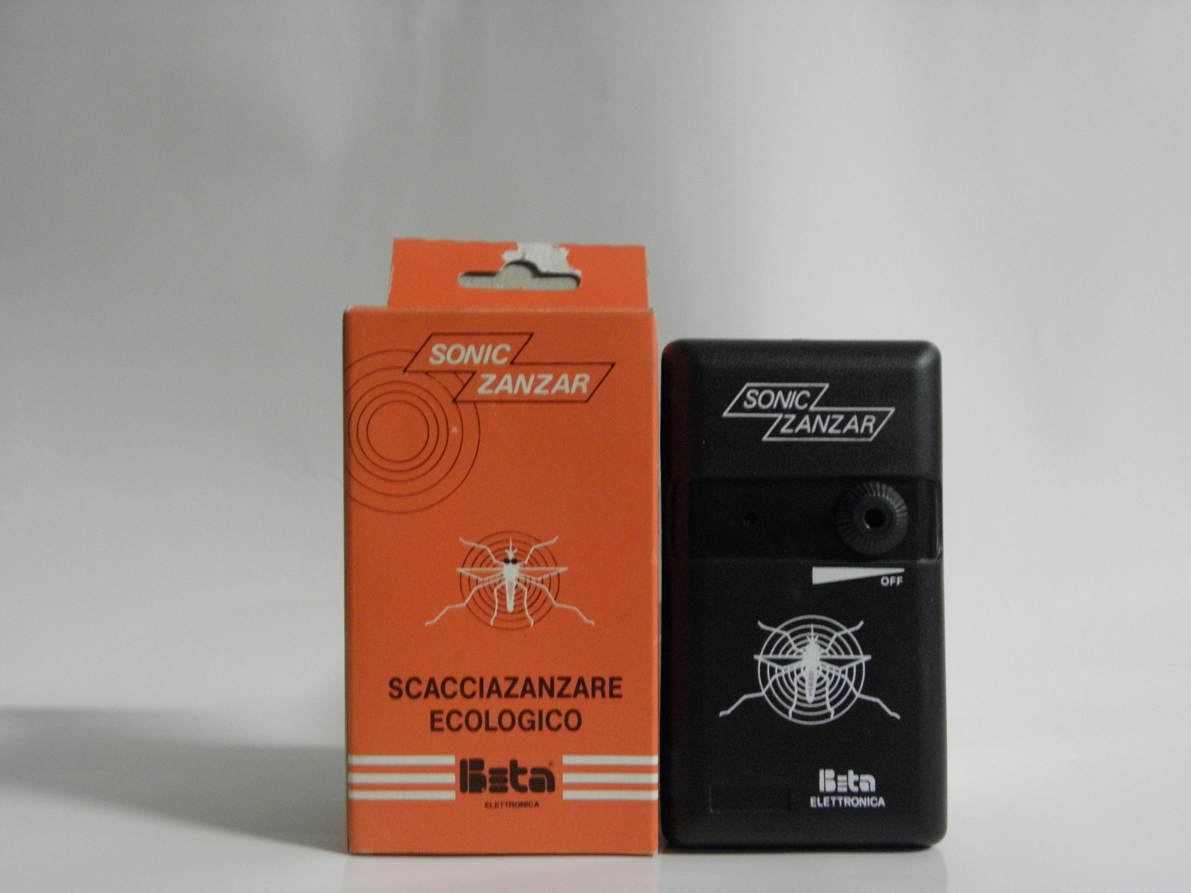 SCACCIA ZANZARE SONIC 220V BETA