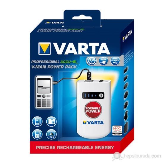 V-MAN POWER SET  : POWER PACK + PLUG VARTA