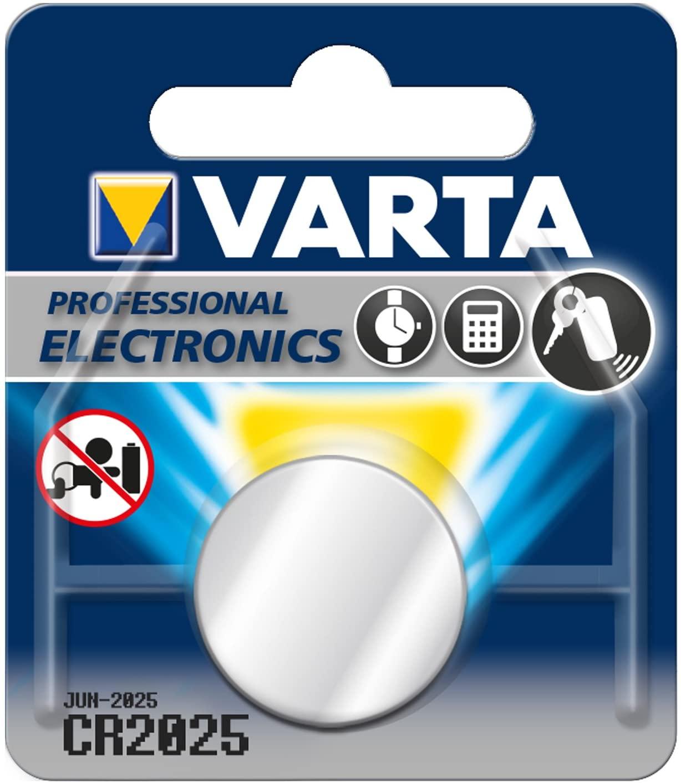 VARTA  CR2025 LITHIO  BL.1 3V