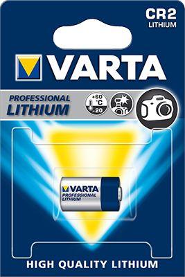 VARTA  CR2        LITHIO BL.1 3V